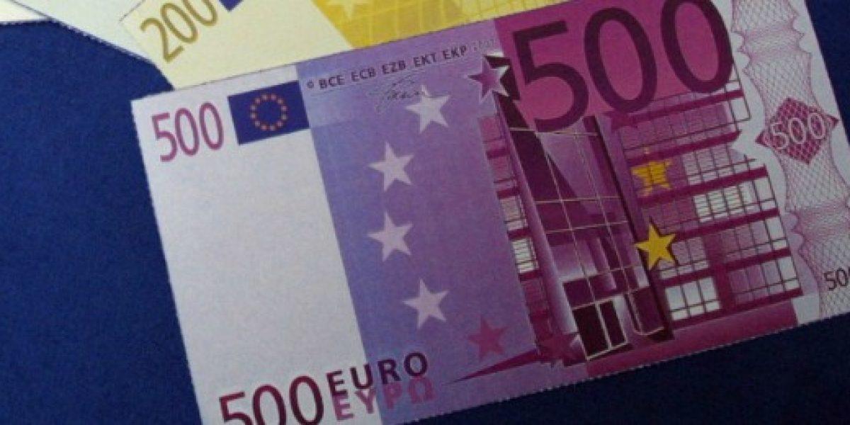 Europa le dice adiós al billete de 500 euros