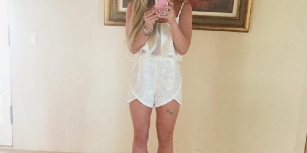 Instagram: Britney Spears muestra sus curvas en diminuta prenda