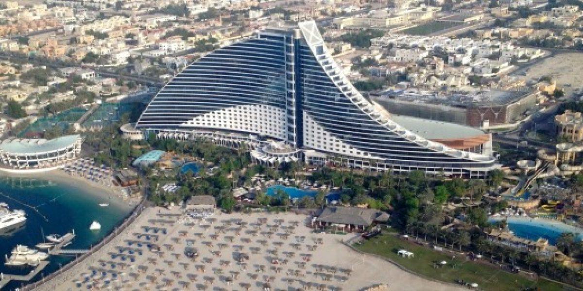 Conoce estos hoteles de 7 estrellas alrededor del mundo