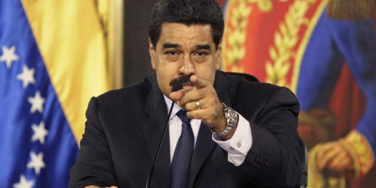 Maduro afirmó que se someterá al referendo si el CNE aprueba el revocatorio