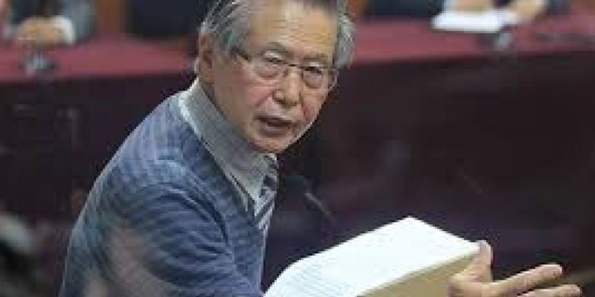 Tribunal Constitucional peruano rechaza anular sentencia de Alberto Fujimori