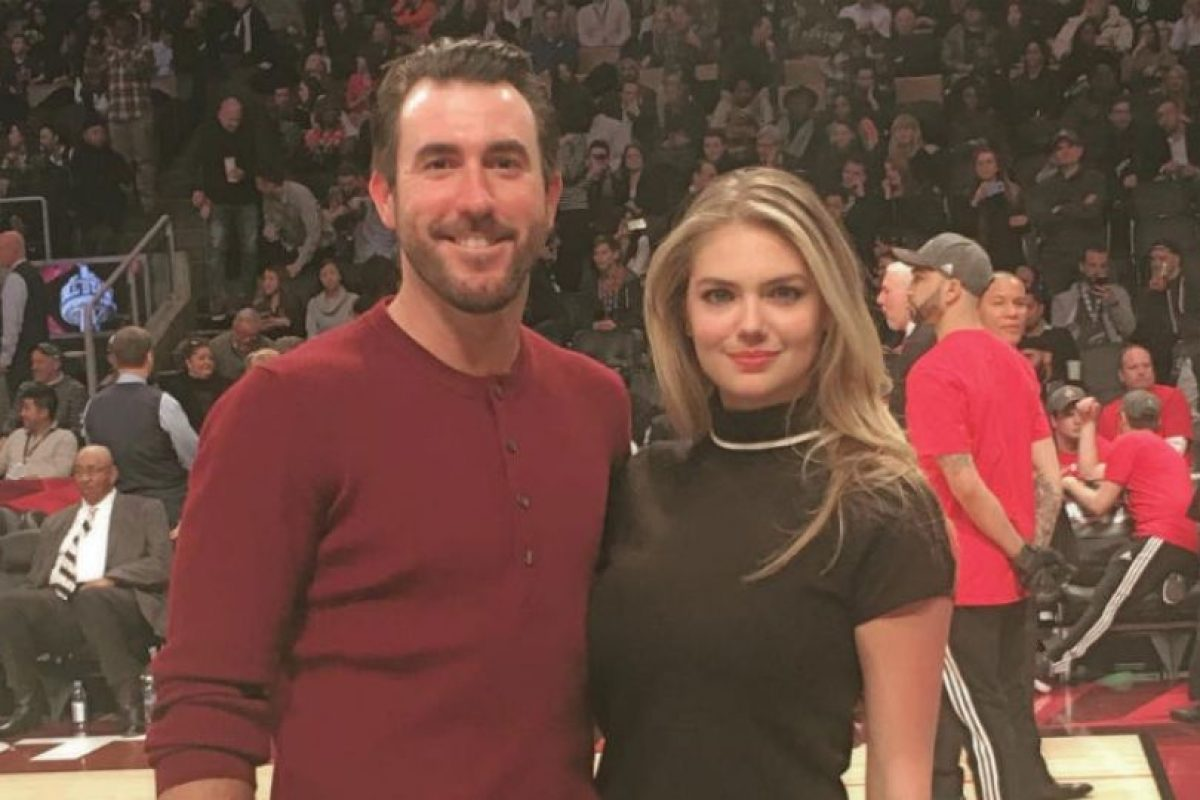 Justin Verlander y Kate Upton Foto:instagram.com/kateupton. Imagen Por:
