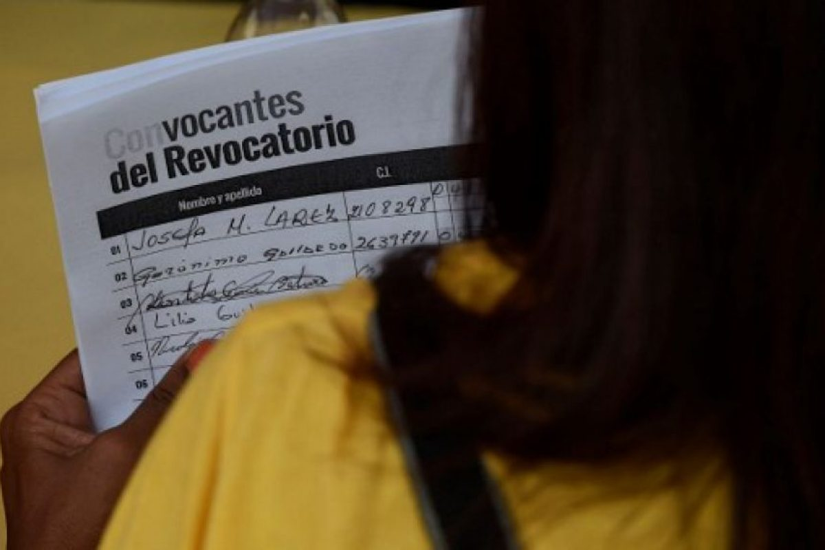 La crisis que envuelve Venezuela está teniendo sus consecuencias contra el gobierno de Nicolás Maduro. Foto:AFP. Imagen Por: