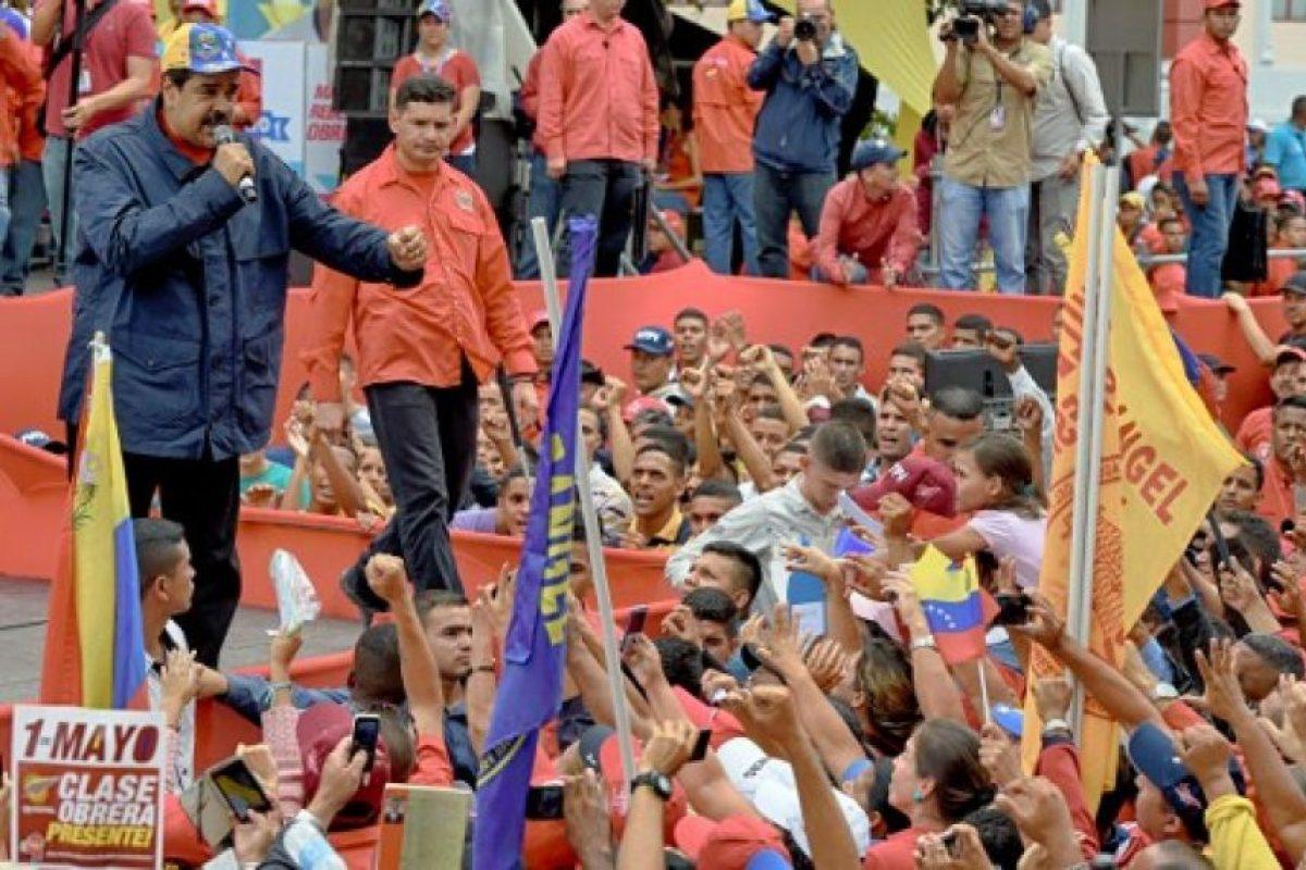 Venezuela quiere revocar a Maduro Foto:AFP. Imagen Por: