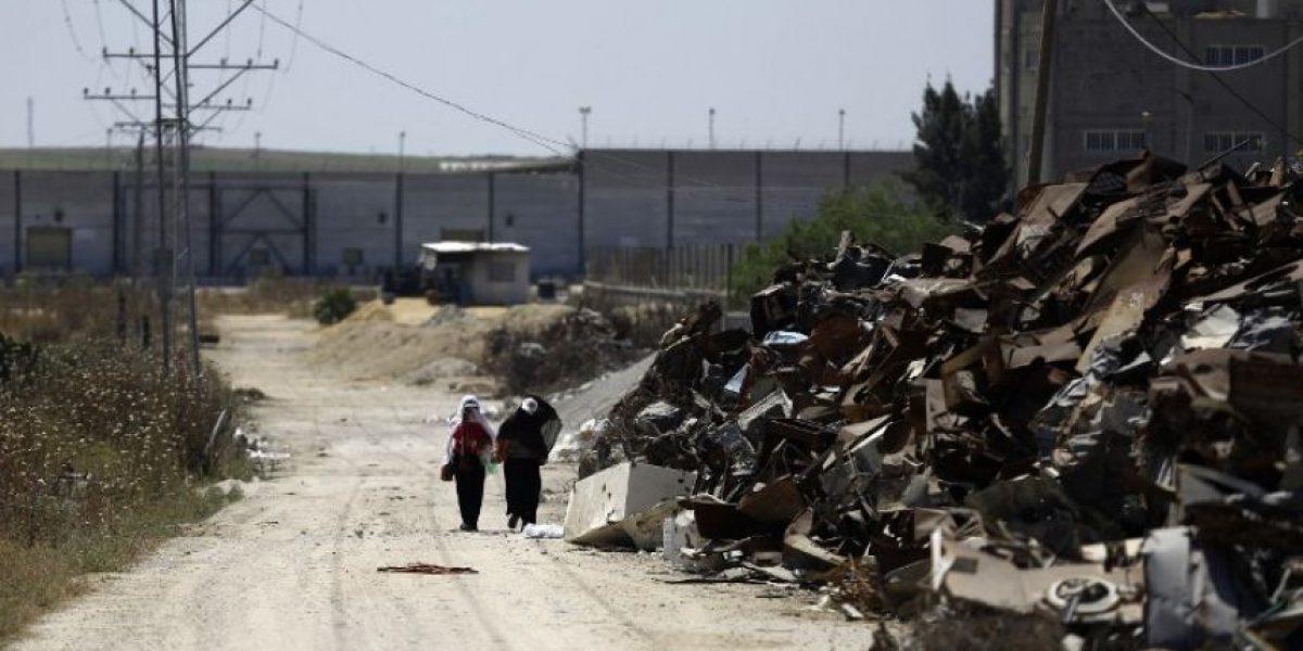 Israel vuelve a bombardear posiciones de Hamas en la Franja de Gaza