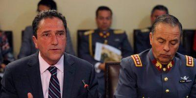 Ministro de Defensa: Altos mandos sí declararon patrimonio e intereses