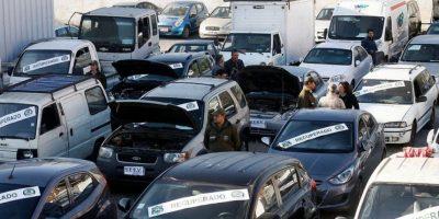 Atención: revelan ranking con las comunas con mayor cantidad de robo de vehículos