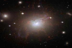 ¿A qué huele el espacio? A carne quemada, metal caliente y humo de soldadura. Foto:Getty Images. Imagen Por: