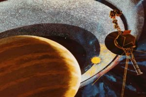 También es el objeto humano más grande del espacio exterior. Foto:Getty Images. Imagen Por: