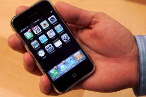 iPhone, número uno en el listado. Foto:Archivo Getty. Imagen Por: