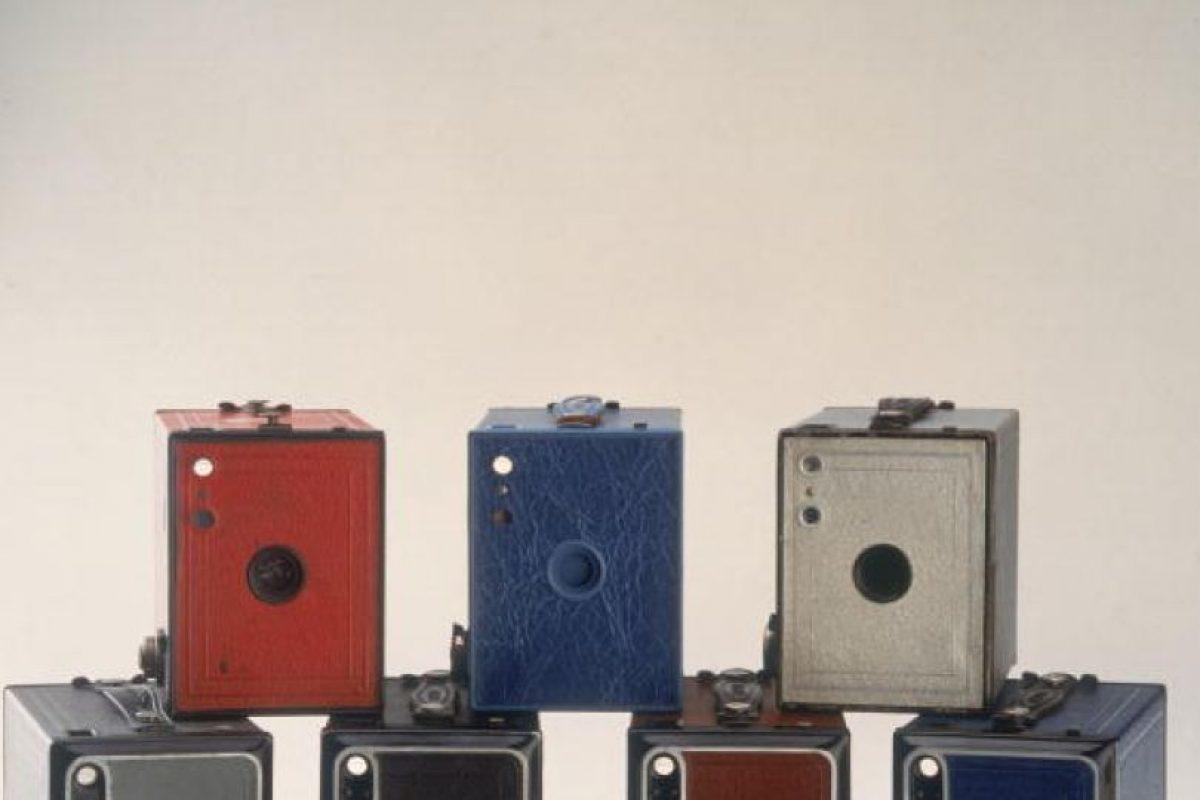 La cámara Kodak Brownie, octavo lugar. Foto:Archivo Getty. Imagen Por: