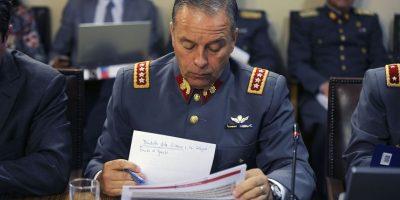Las declaraciones de patrimonio de los tres comandantes en jefe de las Fuerzas Armadas