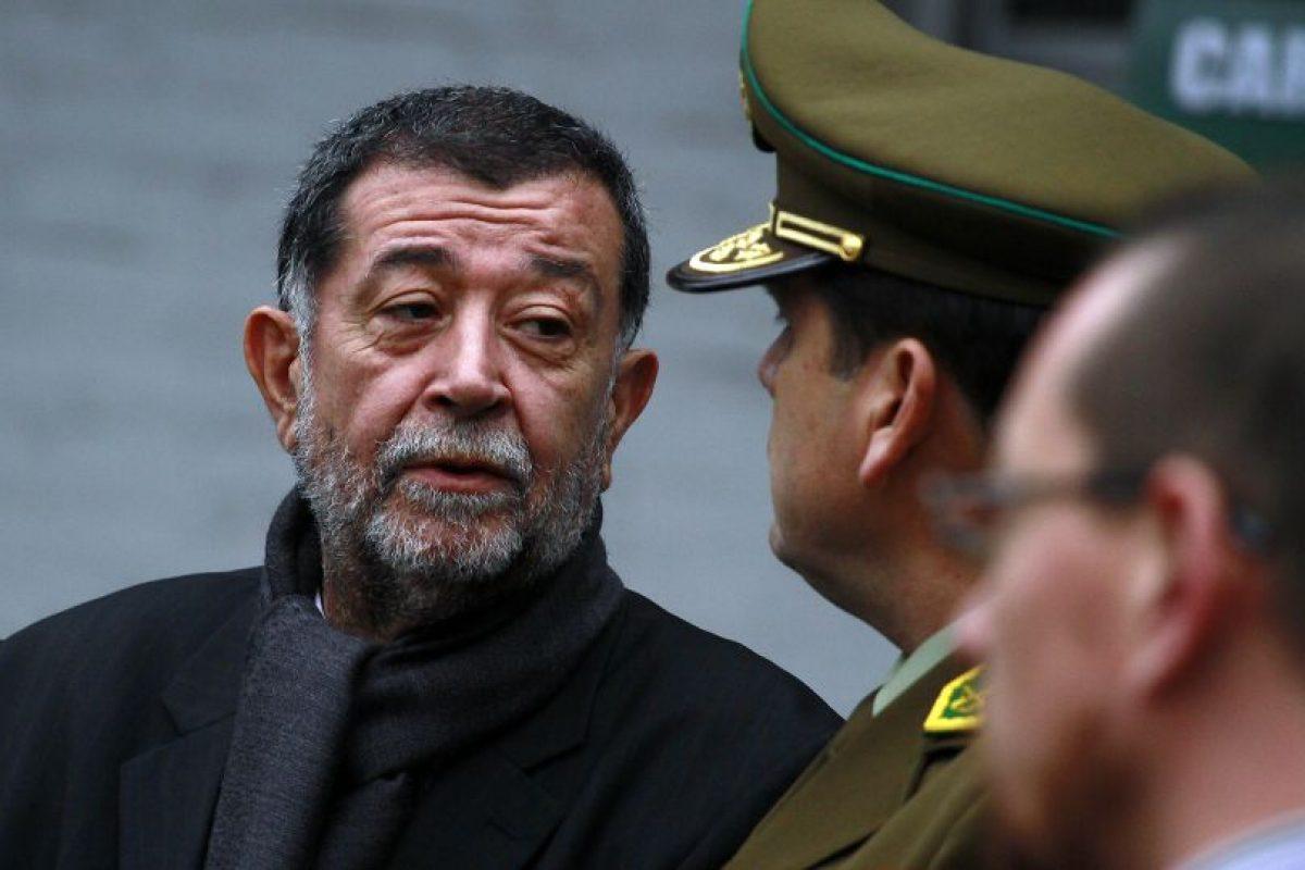 Mahmud Aleuy, subsecretario del Interior. Foto:Agencia Uno. Imagen Por: