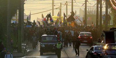 Enfrentamiento inminente en Chiloé: Fuerzas Especiales desembarcan en la isla