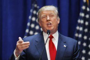 Donald Trump Foto:AFP. Imagen Por: