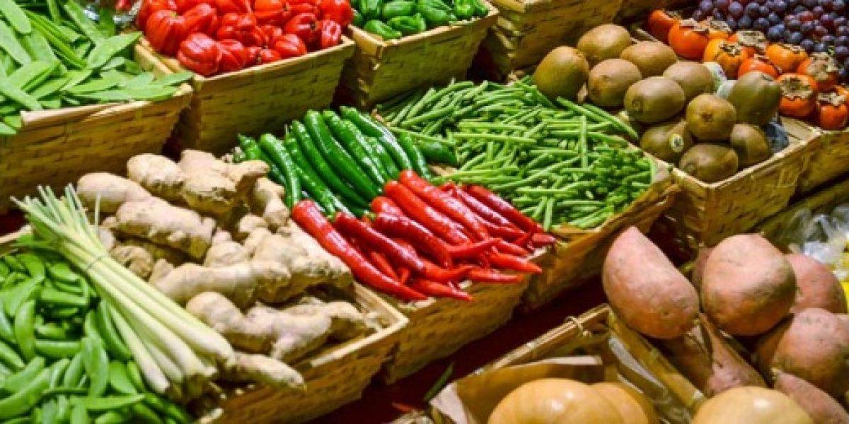 Precios de los alimentos vuelven a subir por tercer mes consecutivo