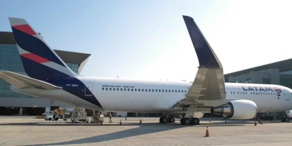 Latam lanza su nueva marca luego de fusión de aerolíneas