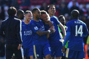 Leicester se coronó por primera vez en la Champions League Foto:Getty Images. Imagen Por: