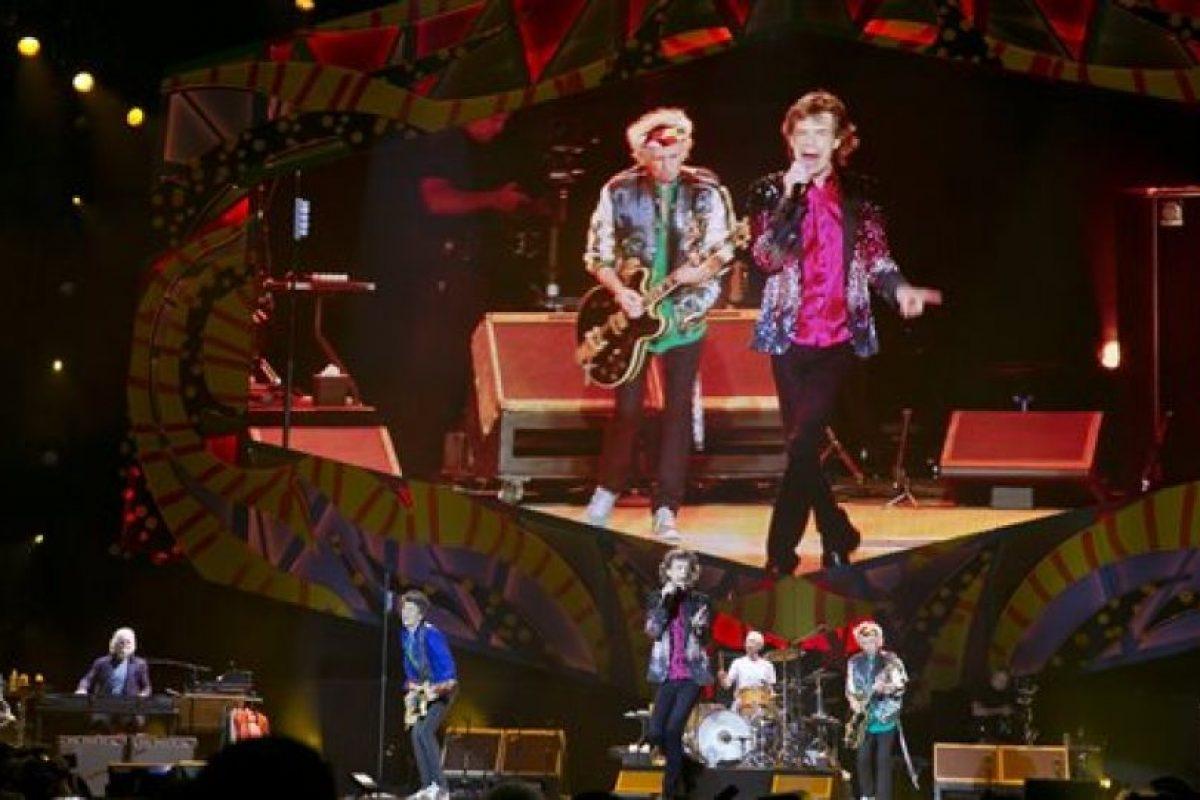 The Rolling Stones Foto:AP. Imagen Por: