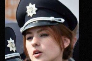 Los policías ultraguapos de Ucrania. Foto:vía Instagram. Imagen Por: