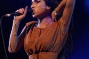 Winehouse ganó seis premios Grammy. Foto:Getty Images. Imagen Por: