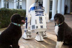 Star Wars Foto:whitehouse.gov. Imagen Por: