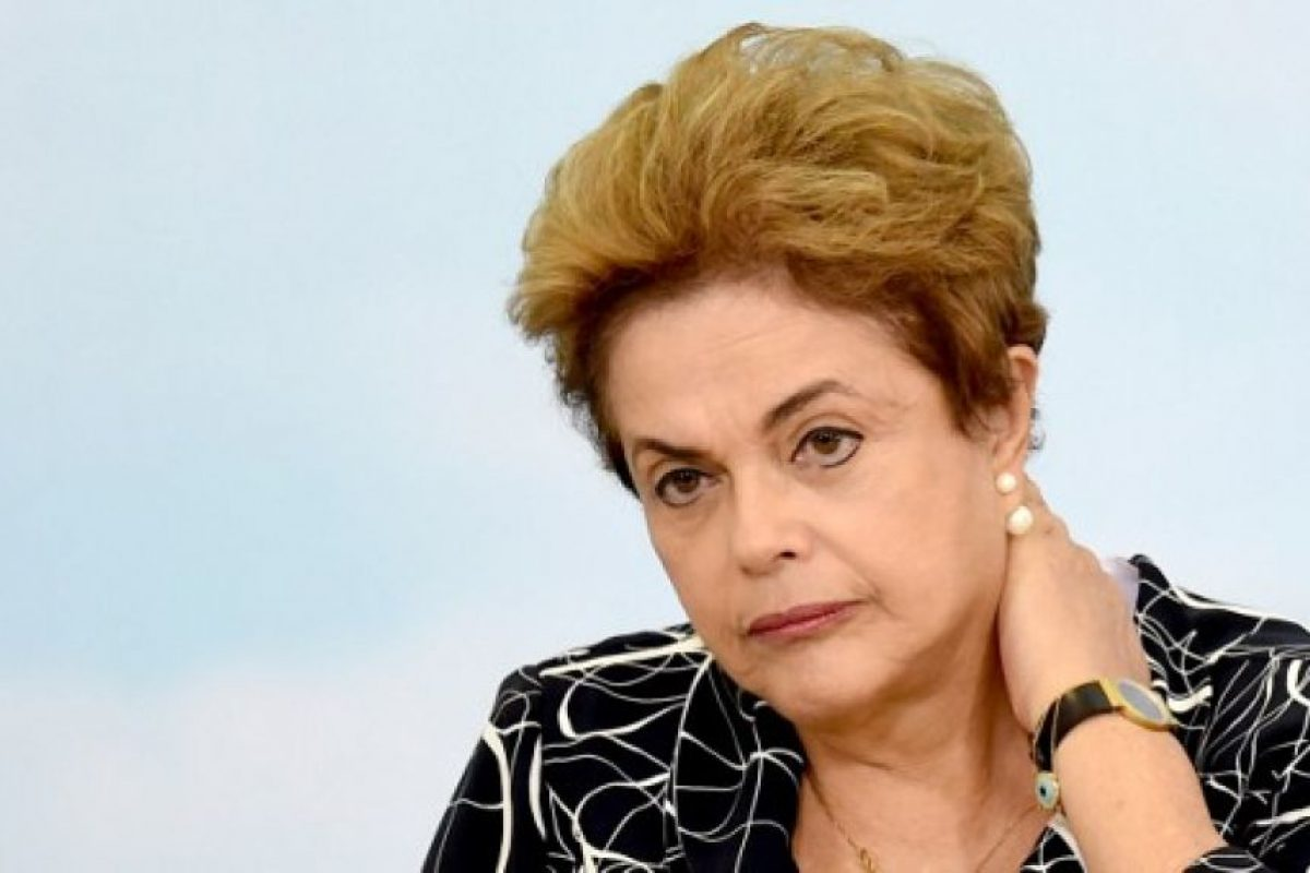 Senadores deciden el futuro de Dilma Rousseff Foto:AFP. Imagen Por: