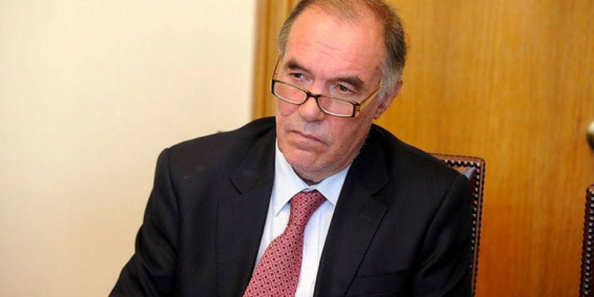 Corpesca: tribunal programa formalización de senador Orpis para el 24 de mayo