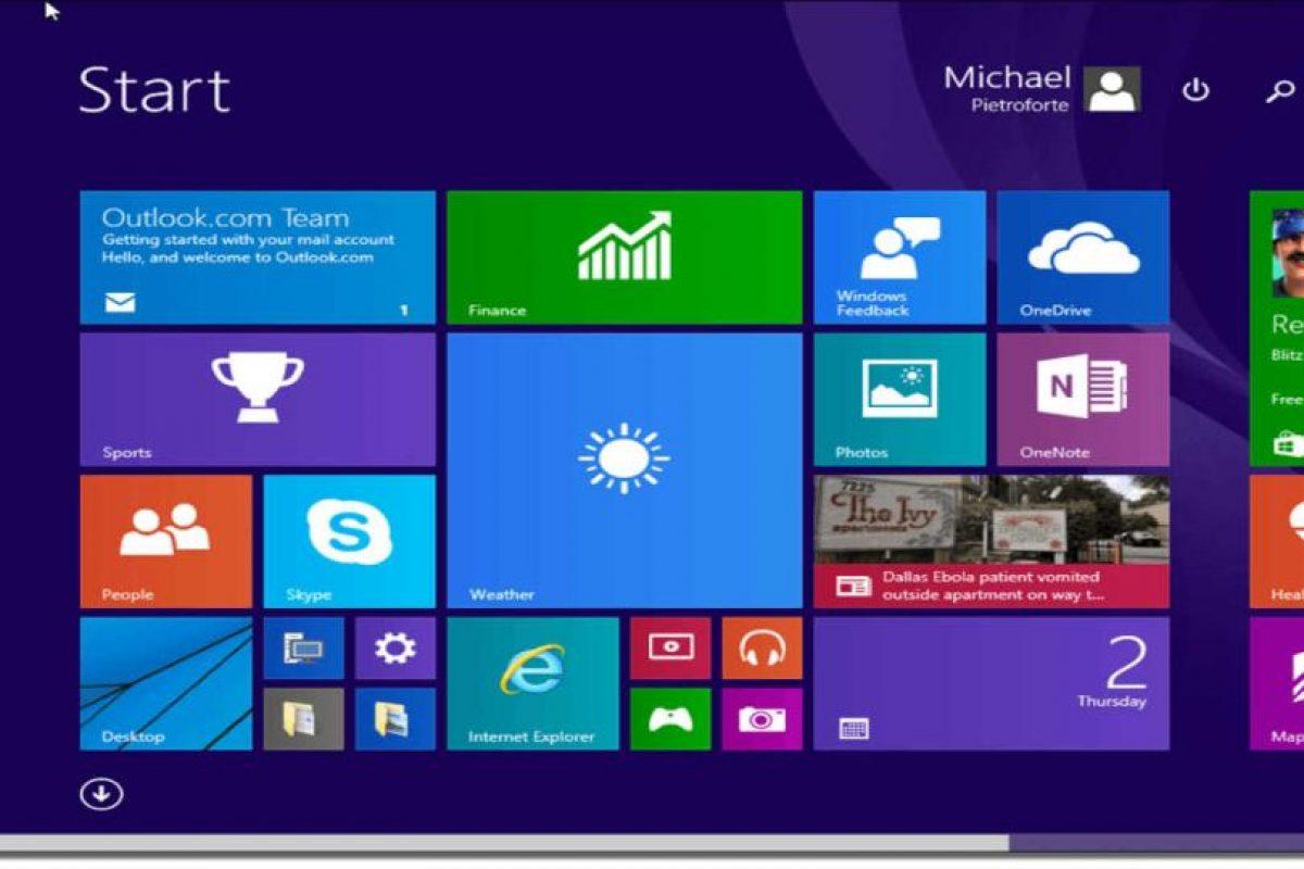 Llegó luego de Windows 8. Foto:Windows 10. Imagen Por: