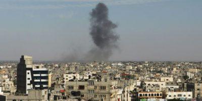 Crece la tensión en la Franja de Gaza: Nuevos ataques aéreos israelíes