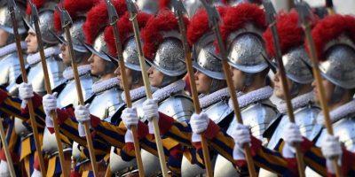 Galería: así juraron los nuevos integrantes de la Guardia Suiza de El Vaticano