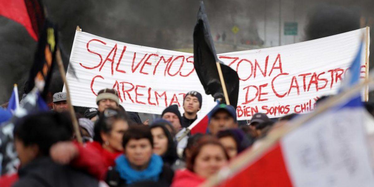 Negociaciones en punto muerto en Chiloé: pescadores rechazan oferta del Gobierno y siguen bloqueos