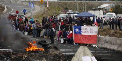 Ministro de Economía y pescadores de Chiloé intentarán nuevamente buscar un acuerdo