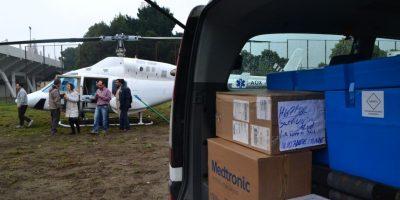 Crisis en Chiloé: así opera el Hospital de Castro producto del bloqueo de caminos
