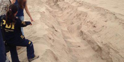 Arica: Ejército y PDI encuentran droga oculta en desminado de Quebrada de Escritos