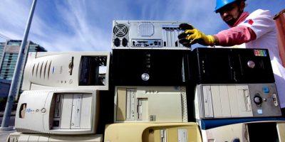 Anuncian programa de reciclaje electrónico que beneficiará a 23 comunas de la RM
