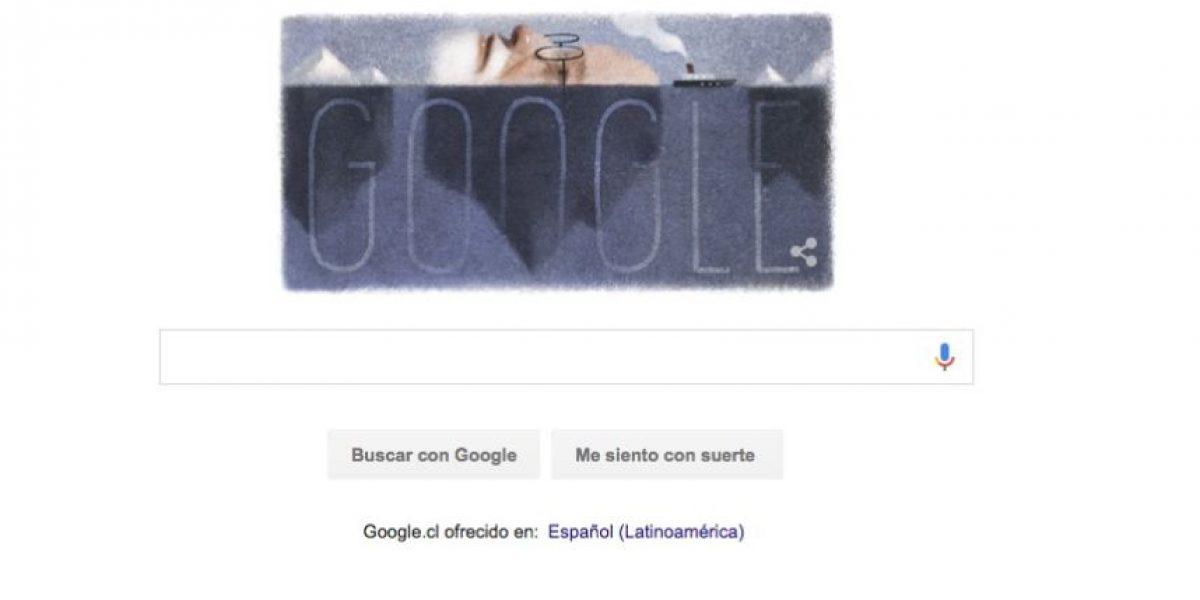Google conmemora el nacimiento de Sigmund Freud con particular doodle
