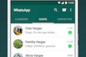En WhatsApp puedes comunicarte con gente a través de su número telefónico. Foto:WhatsApp. Imagen Por: