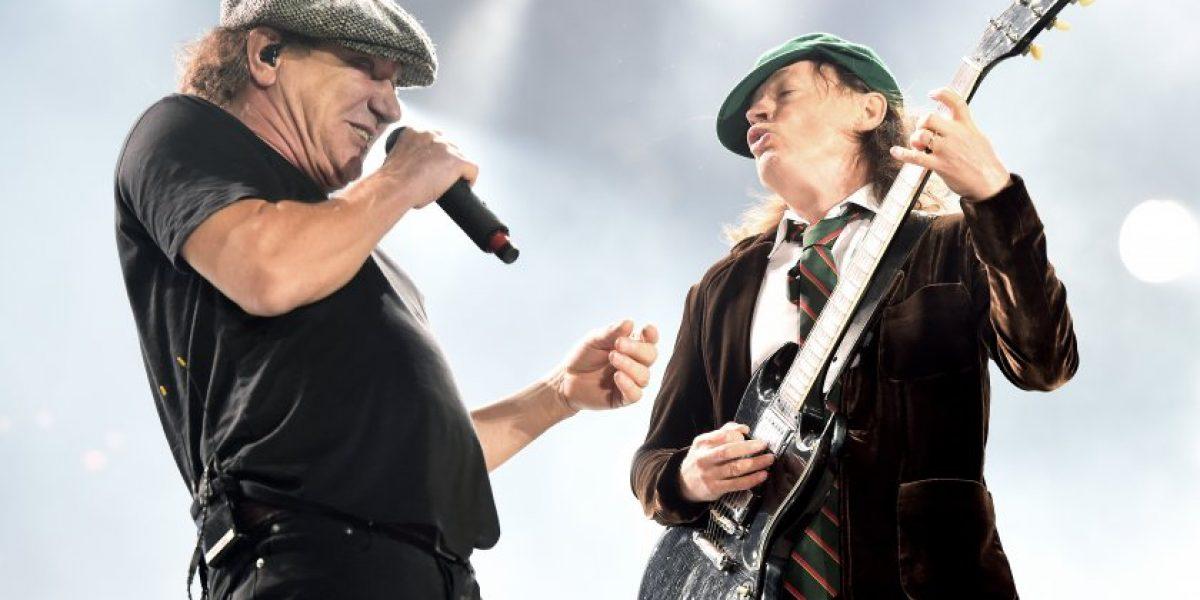 Axl Rose y su rol como vocalista de AC/DC: