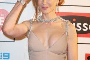 Nicole Kidman ha confesado tener momentos de pánico. Foto:Getty Images. Imagen Por: