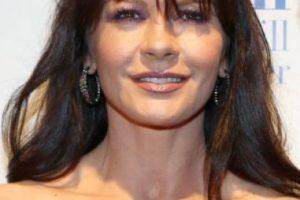 En 2011, Catherine Zeta-Jones hizo público su trastorno bipolar. Foto:Getty Images. Imagen Por:
