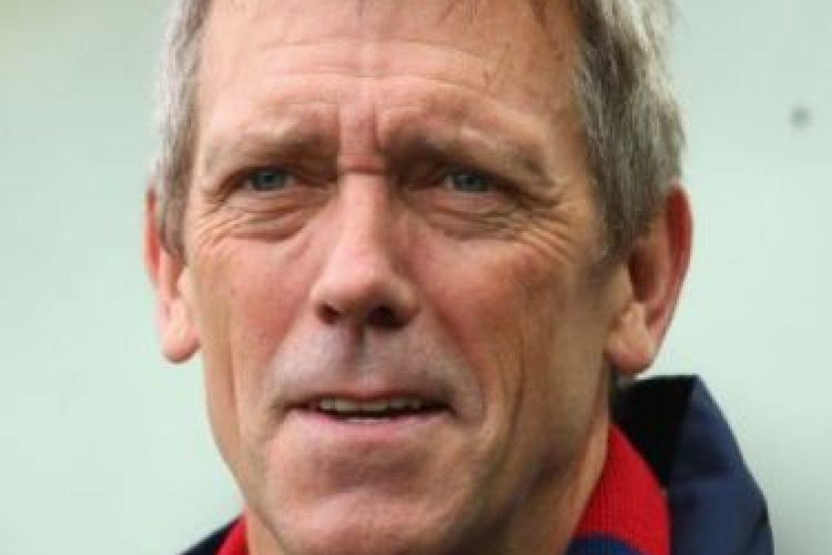 Hugh Laurie sufre episodios de depresión. Foto:Getty Images. Imagen Por: