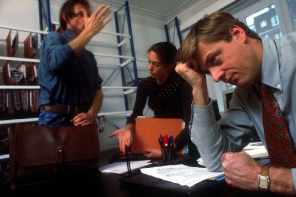 4. No hacer bien su trabajo. Foto:Getty Images. Imagen Por: