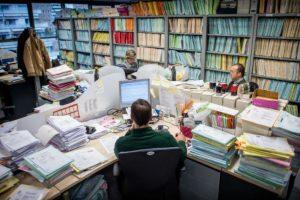 2. Mandar el mail equivocado. Nunca usen el correo de la oficina para temas personales. Foto:Getty Images. Imagen Por: