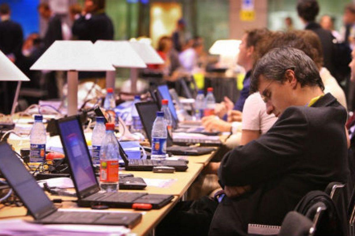1. Irse borracho al trabajo. Foto:Getty Images. Imagen Por: