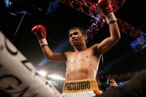 Manny Pacquiao Foto:Getty Images. Imagen Por: