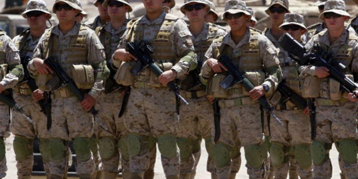 Gómez por situación del Ejército: