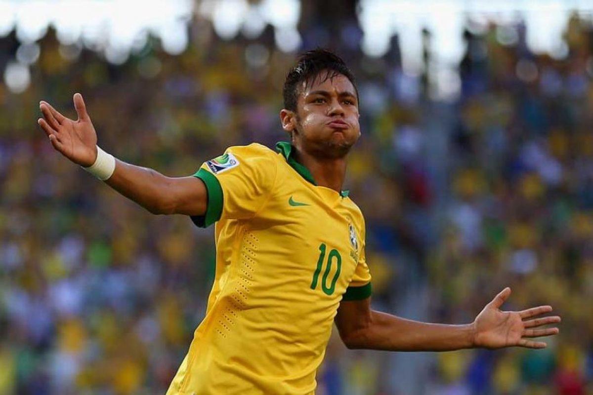 Brasil: Neymar Foto:Getty Images. Imagen Por: