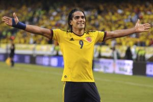 Colombia: Radamel Falcao Foto: Getty Images. Imagen Por: