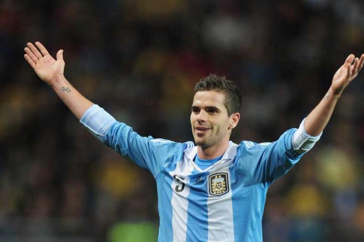 Argentina: Fernando Gago Foto:Getty Images. Imagen Por: